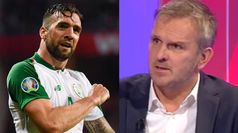 Didi Hamann immediately pours cold water on Irish optimism