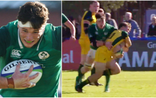 """I've no choice but to give a red card"" - Ireland U20s left to rue crucial call"
