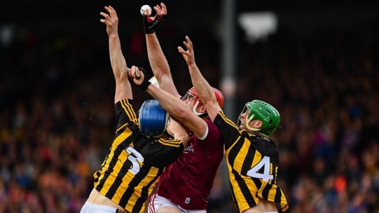 STATS: Galway rule the Nowlan Park sky and beat Kilkenny at their own game