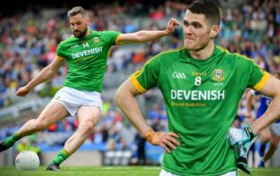 Menton and Newman in the goals for Meath as Laois pay for wastefulness