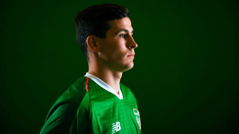 """He's very brave and wants to get on the ball"" - Coleman on Josh Cullen"