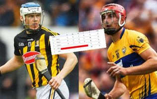 All the hurling championship permutations