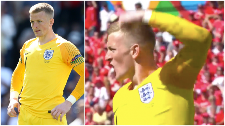 Jordan Pickford should be England's No.1 penalty taker from now on