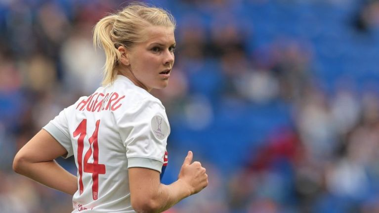 """I miss playing for my country""- why Ada Hegerberg isn't at the World Cup"