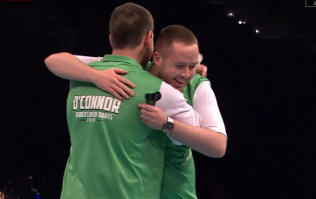 Ireland lose World Cup of Darts final after taking Dutch and English scalps