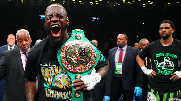 Deontay Wilder lays into Anthony Joshua after his defeat to Andy Ruiz Jr