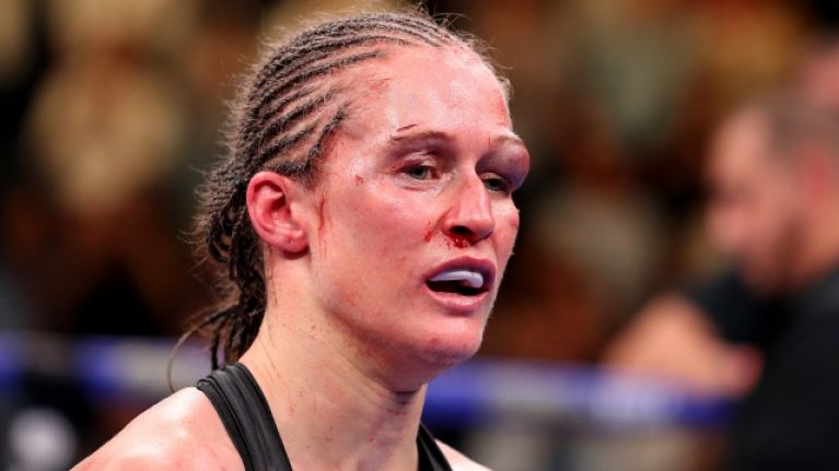 Delfine Persoon comments on Katie Taylor rematch do not bode well