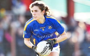 No end of leaving cert celebrations for Tipp star but football helped with exam stress