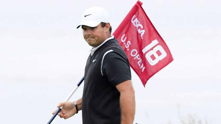 Patrick Reed flips the lid after 18th hole implosion at US Open