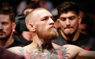 Conor McGregor proved Dillon Danis' inspiration after awful knee injury