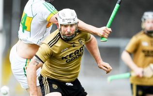Offaly relegated to Christy Ring as Kerry's inspirational leader stands up again