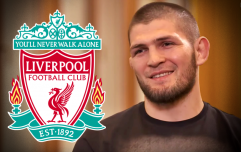 Khabib Nurmagomedov shows impressive Liverpool knowledge in UK interview
