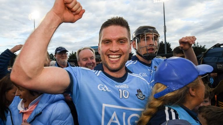 18 years on from his Dublin debut, ageless Conal Keaney wins the war again