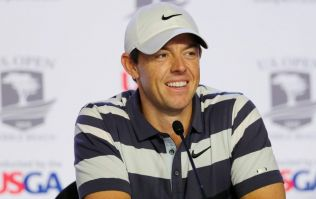 Rory McIlroy sets gripping scene for final day of US Open