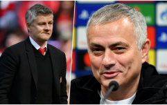 Man United willing to offer £45m for Jose Mourinho recommendation