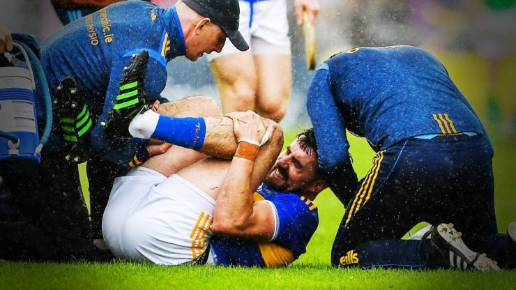 Tipperary win over Limerick marred by wretched injury to Bonner Maher