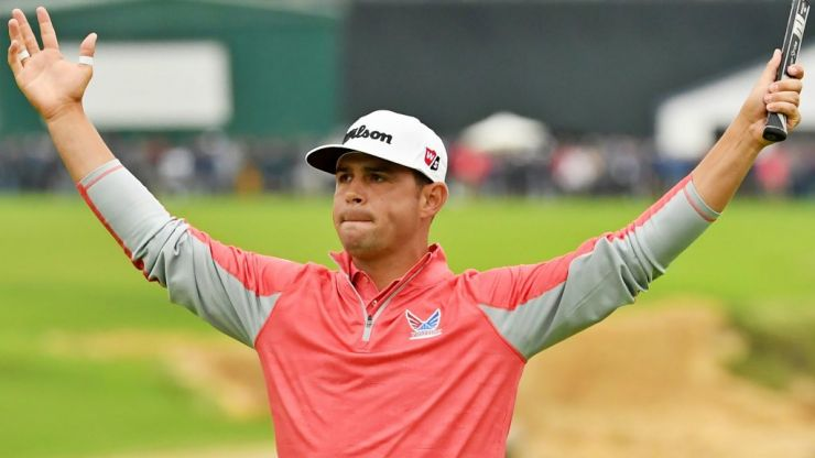 Gary Woodland on the mental trick that helped him to US Open glory