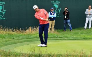 """It came off perfectly"" - Gary Woodland and the putting green chip that won him a Major"