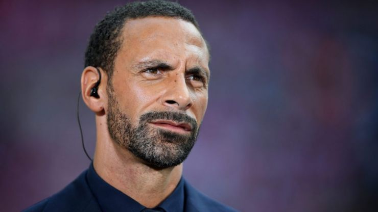 Rio Ferdinand confirms talks with Manchester United over director's role