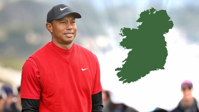 Tiger Woods planning early arrival in Ireland as attention switches to The Open