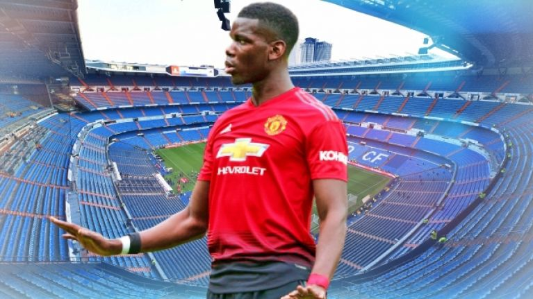 10 stages of forcing a transfer, starring Man United's Paul Pogba