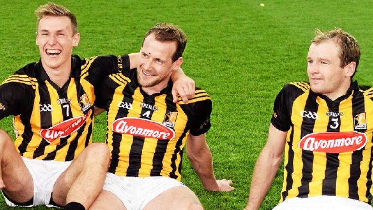 JJ Delaney on knowing when to speak up in the dressing room
