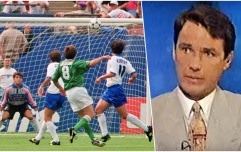 """Never back against the Irish"" - How the BBC covered our USA 94 win over Italy"