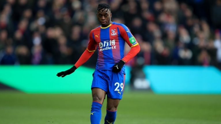 Report: Manchester United agree fee for Aaron Wan-Bissaka