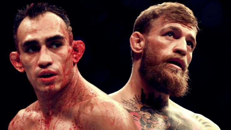 Conor McGregor, Tony Ferguson and the 'broken promise' that shaped their story