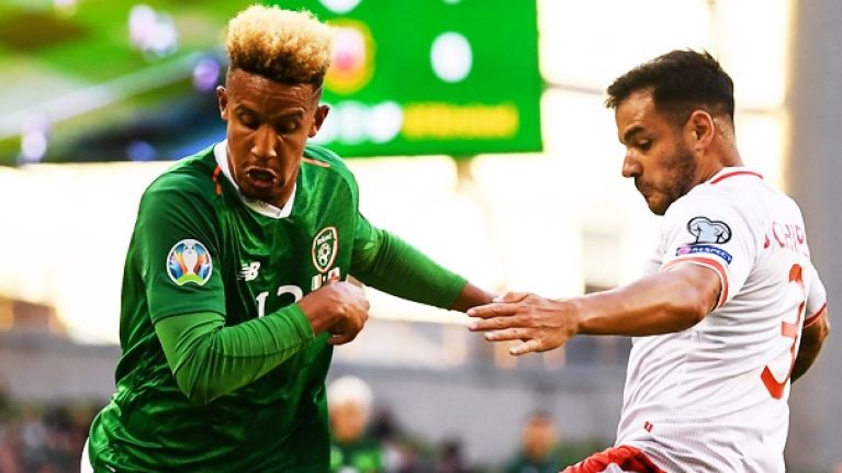 Robinson, Coleman and McGoldrick the only ones to impress as Ireland struggle