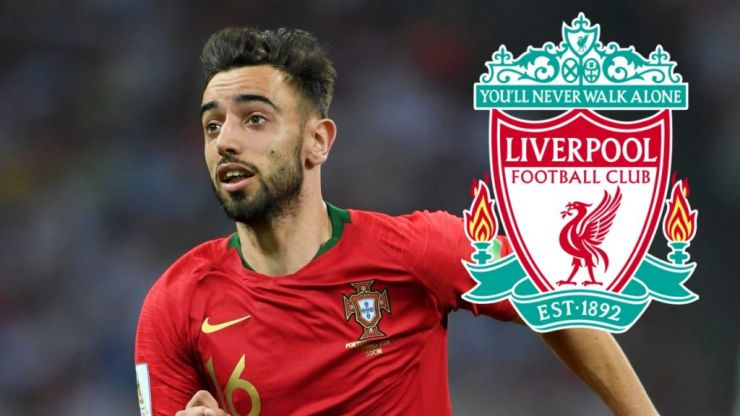 Liverpool linked to Portuguese banger merchant Bruno Fernandes