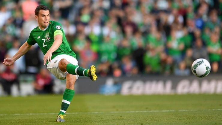 Seamus Coleman: We're disappointed because we wanted to put on a show