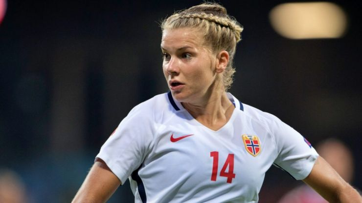 'What they are saying about Ada Hegerberg is a load of shite'