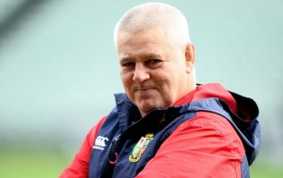 Warren Gatland already has two players in mind for Lions captain