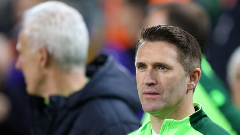 Robbie Keane considering role with Middlesbrough