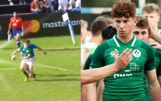 Tipperary man produces moment of magic as Ireland 20s exit with their heads held high