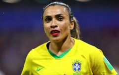 Marta delivers passionate plea to Brazil's next generation after World Cup exit