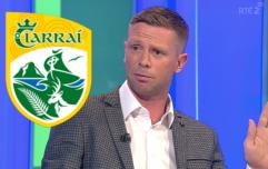 Only five Kerry players survived Tomás Ó Sé's Munster final tirade