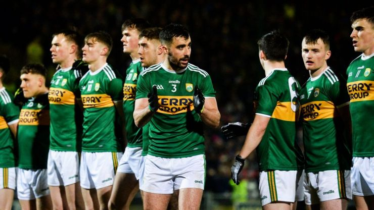 'There is that attitude in Kerry - if it's not my man, it's not my problem'