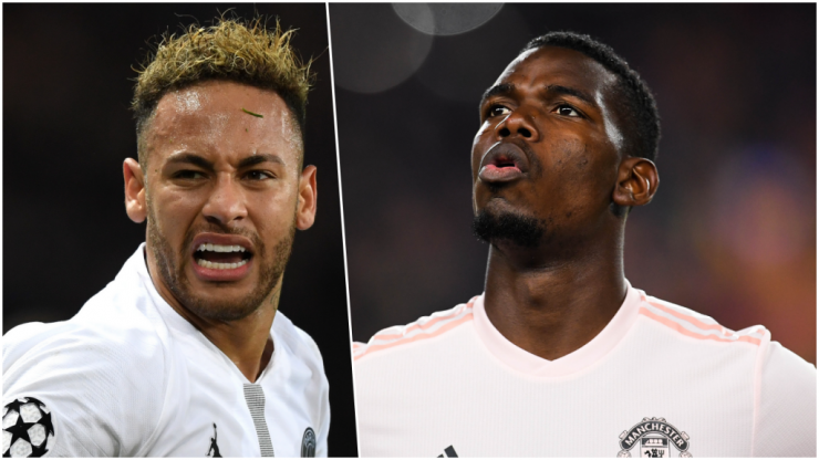Man United rejecting Neymar for Pogba swap the best business they've done all summer