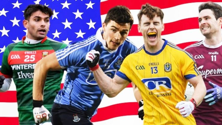 List of every county footballer with transfer confirmed to America this summer