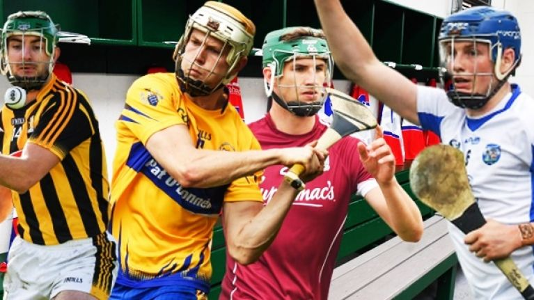 List of the county hurlers out hurling in America this summer