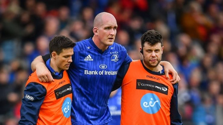 Devin Toner progressing with knee injury ahead of World Cup