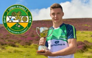 Giddy hope for Offaly's hurling future as Cathal Kiely leathers 0-20 against Dublin