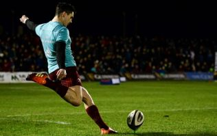 How Joey Carbery went from an off day in Castres to can't miss goalkicker