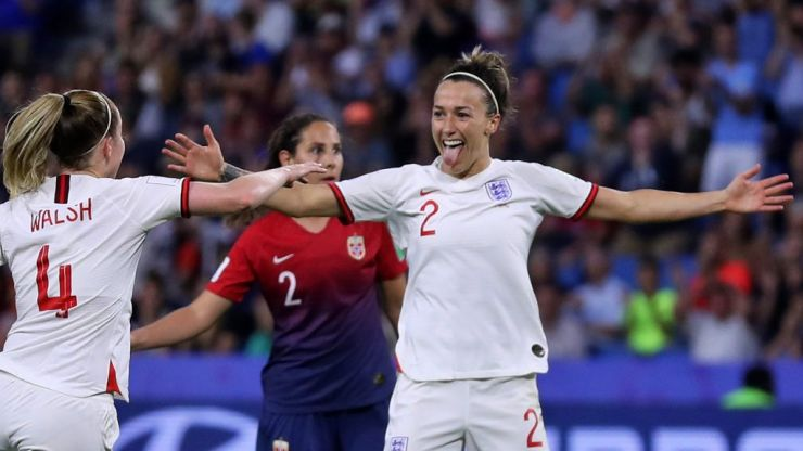 Neville declares 'best player in the world' Lucy Bronze is far better than he ever was
