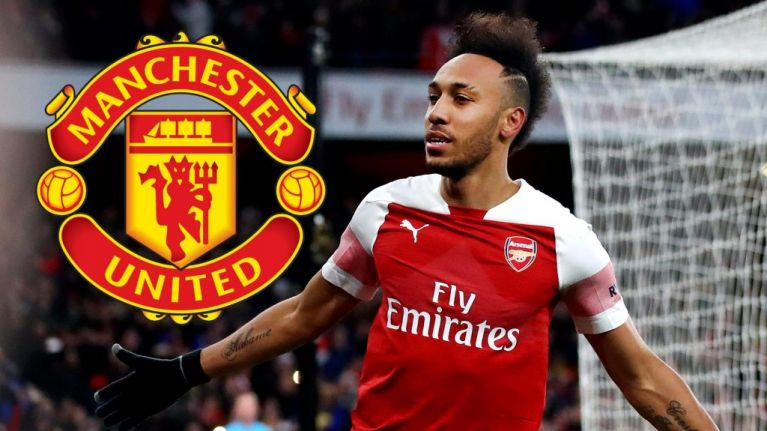 Pierre-Emerick Aubameyang reportedly open to Man United move