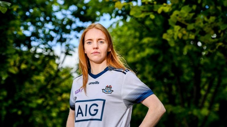 Ciara Trant: From giving up on football to All Star goalkeeper
