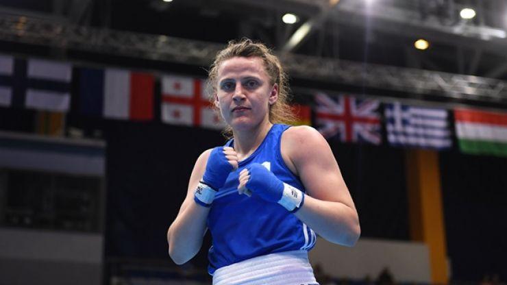 Michaela Walsh advances to European Games final