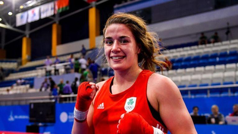 Grainne Walsh wins bronze at European Games after split decision